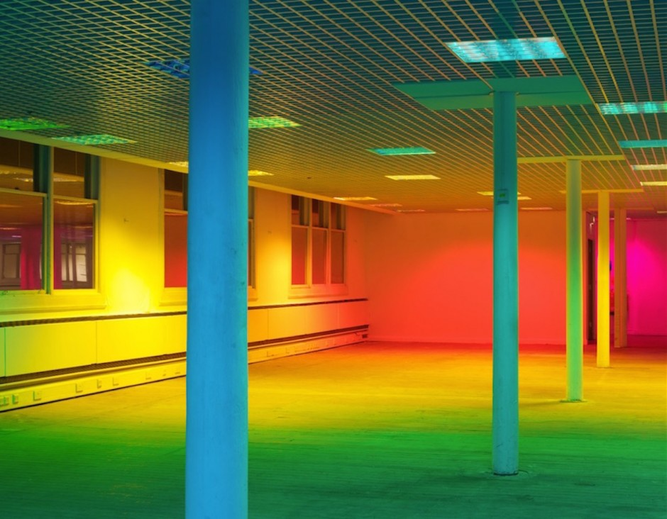 3. Liz West, Your Colour Perception, 2015