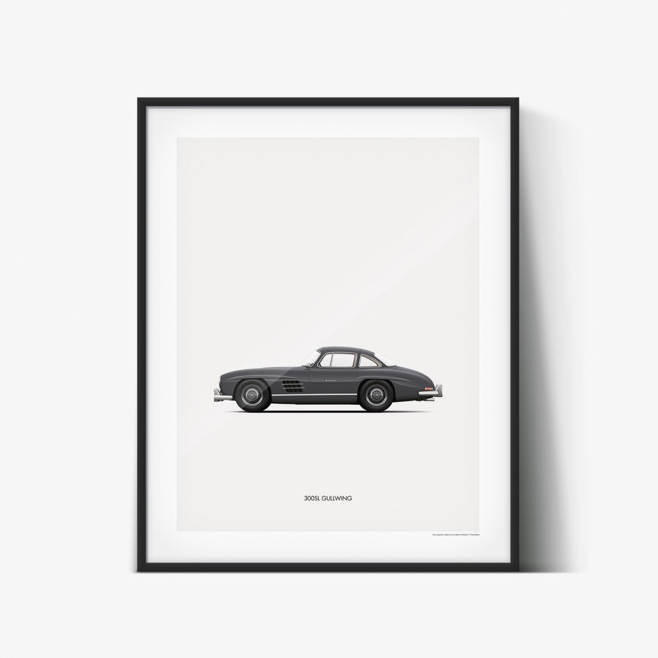 300SL_Framed_Normal