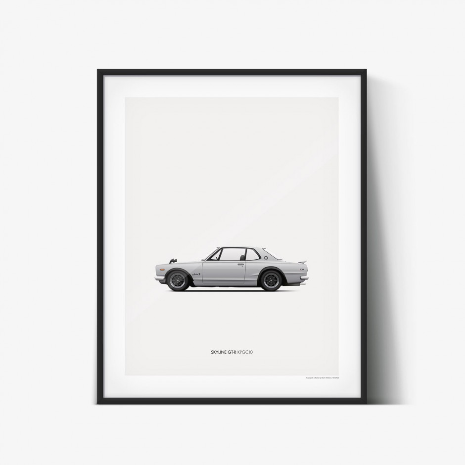 Skyline_GT-R_KPGC10_Framed_Normal